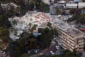 Haiti Damage Image